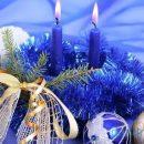 Как можно украсить блог к новому году